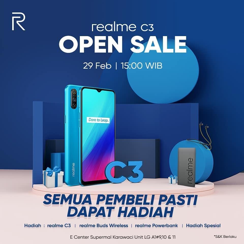 Grand Opening Realme Service Center Di Kawaraci Realme Community