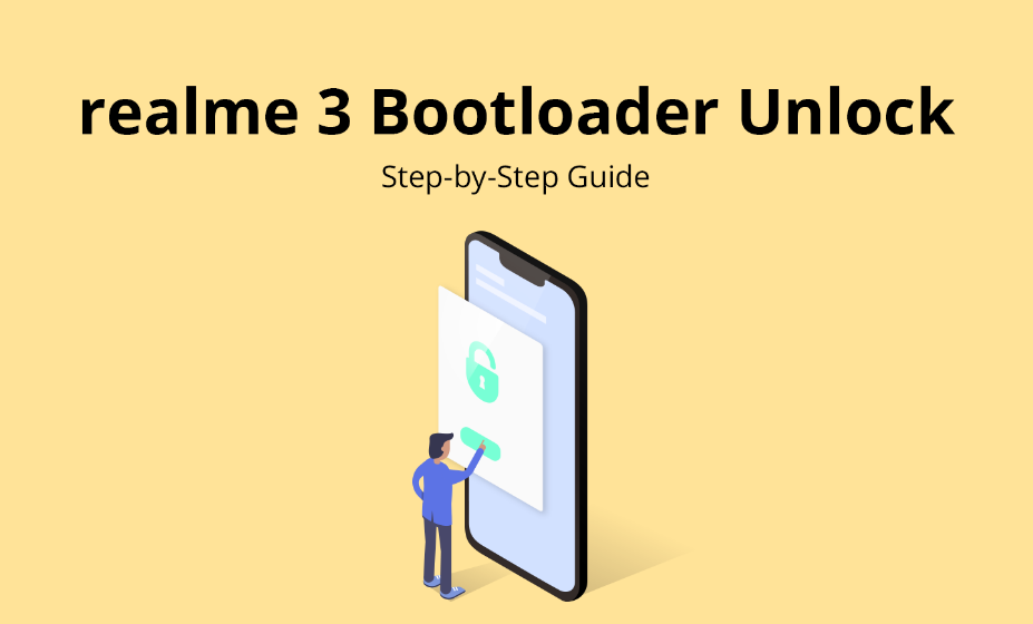 Unlock Bootloader Tutorial for realme 3