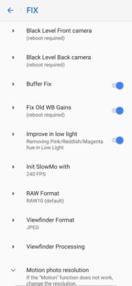 Enabling Google Camera In realme 3 Pro