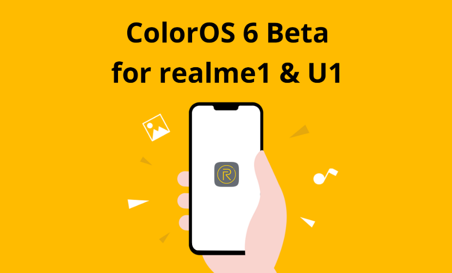 Android P ColorOS 6 Beta for realme 1 & U1 - Enroll Today!