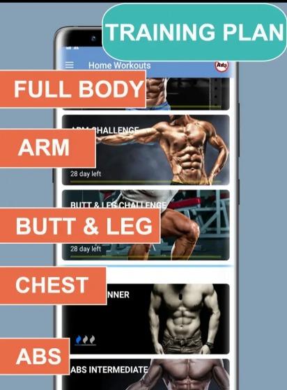 Review Aplikasi Gym