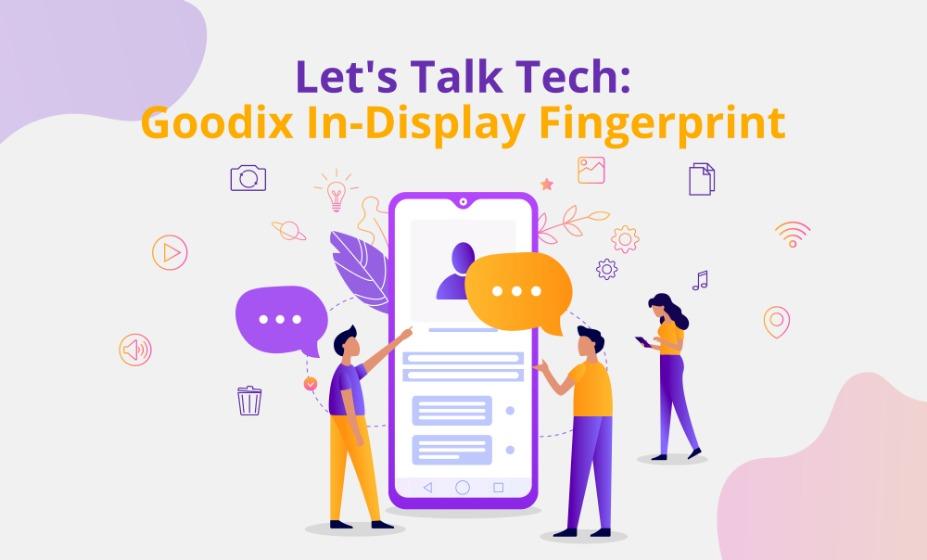 Goodix In-Display Fingerprint Sensor