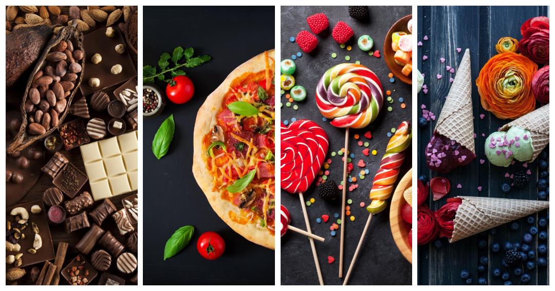 [Wallpaper Collection] Makanan