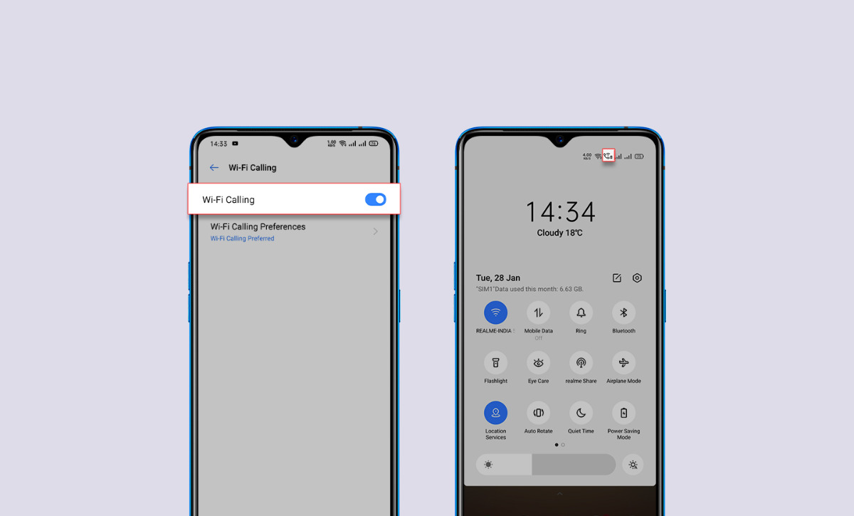 How To Turn On The Vowifi Feature On Realme X2 Pro And Other Realme Smartphones Realme Community