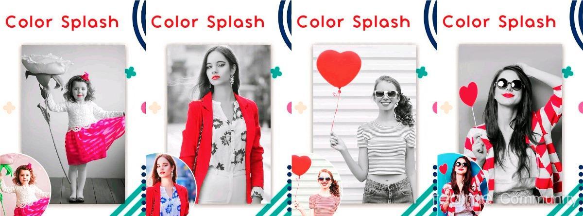 Best 5 Color Splash Apps For Your Smartphone