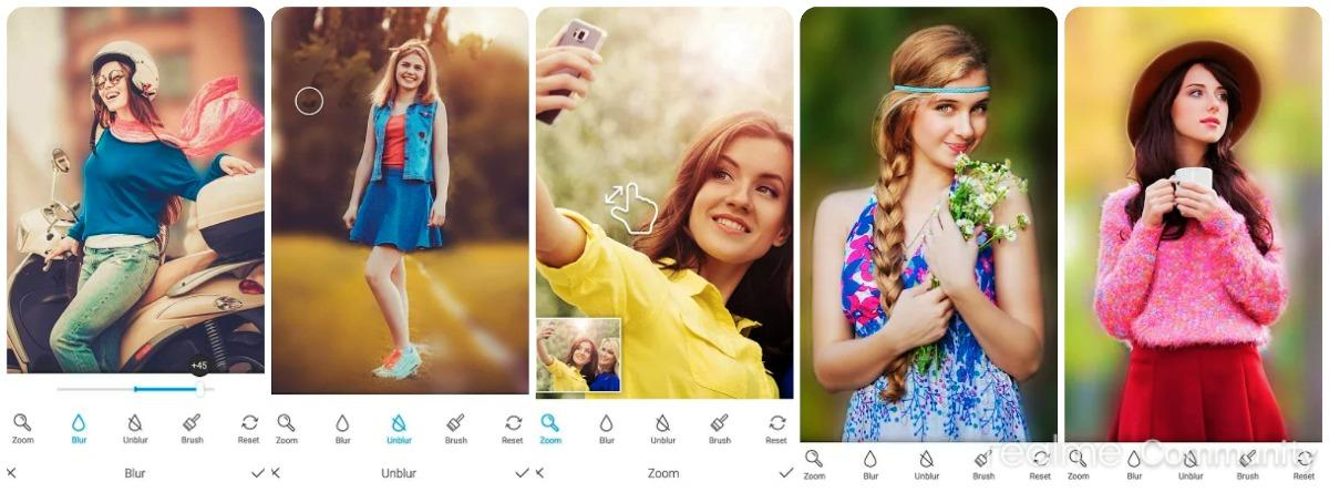 Best 5 Photo Blur Effect Apps For Your Smartphone