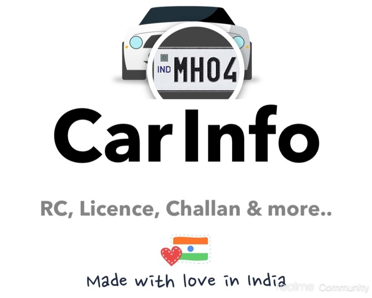 [App Review] Carinfo : Vehicle Information and Owner Details