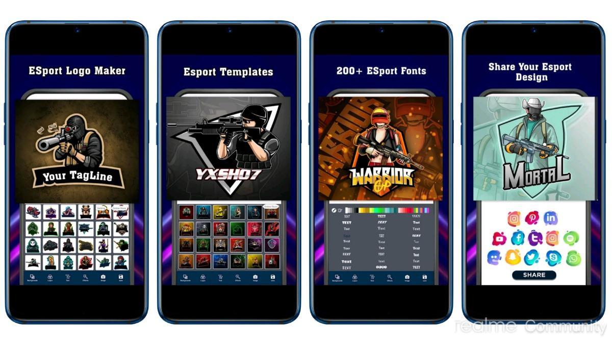 Best 5 Logo Maker Apps For Your Smartphone