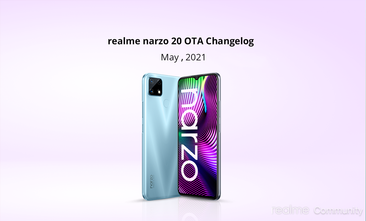 Surma Http 203 Christmas 2021 Feature Rundown Update May 2021 Update For Realme Narzo 20 Realme Community